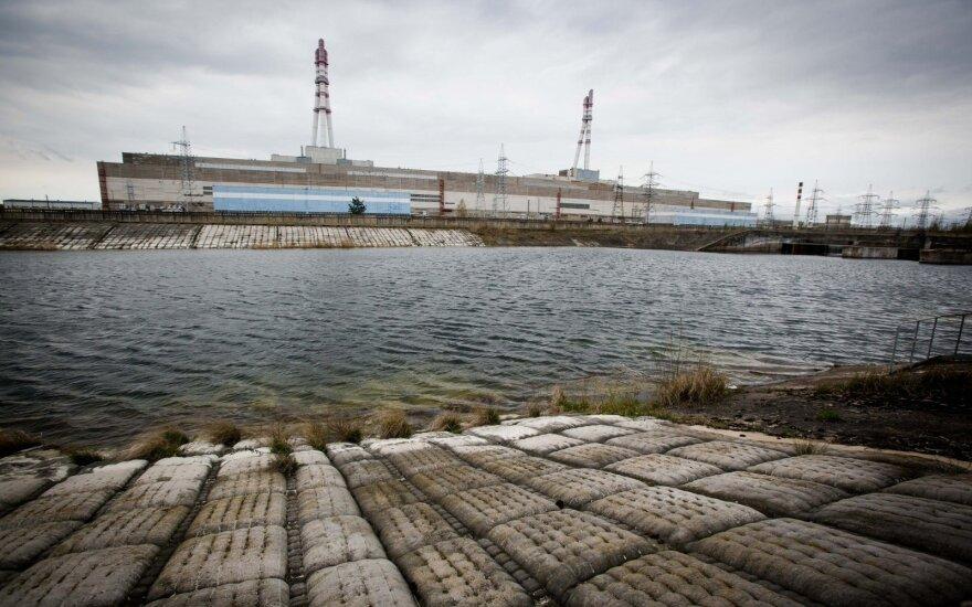 URM atsakė Baltarusijai: incidentų Ignalinos atominėje elektrinėje nebuvo