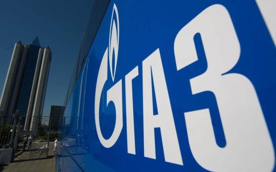 """Europos Komisija pradėjo tyrimą dėl galimo """"Gazprom"""" piktnaudžiavimo dominuojančia padėtimi"""