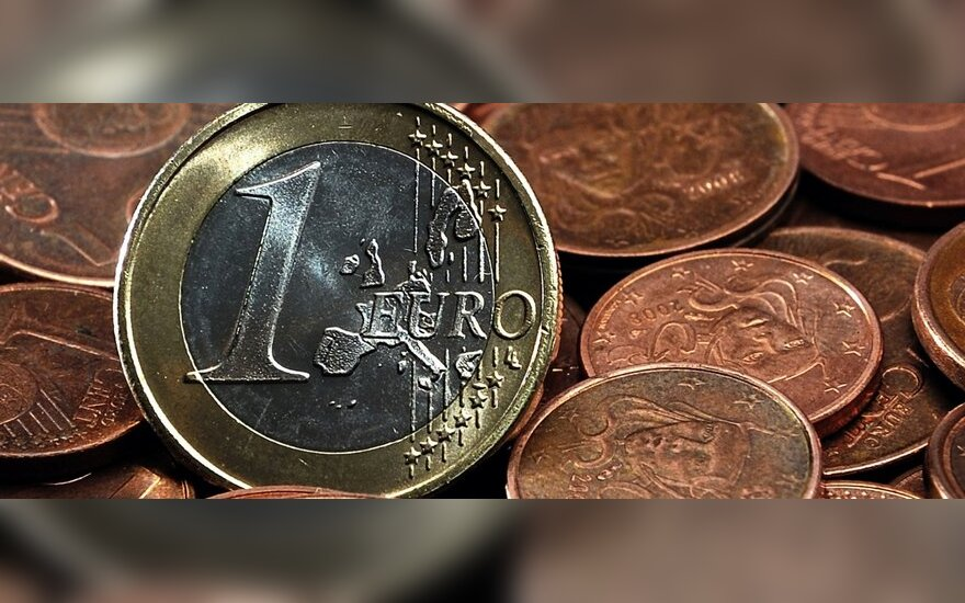 Latvijos Saeima pritarė euro įvedimo įstatymo projektui