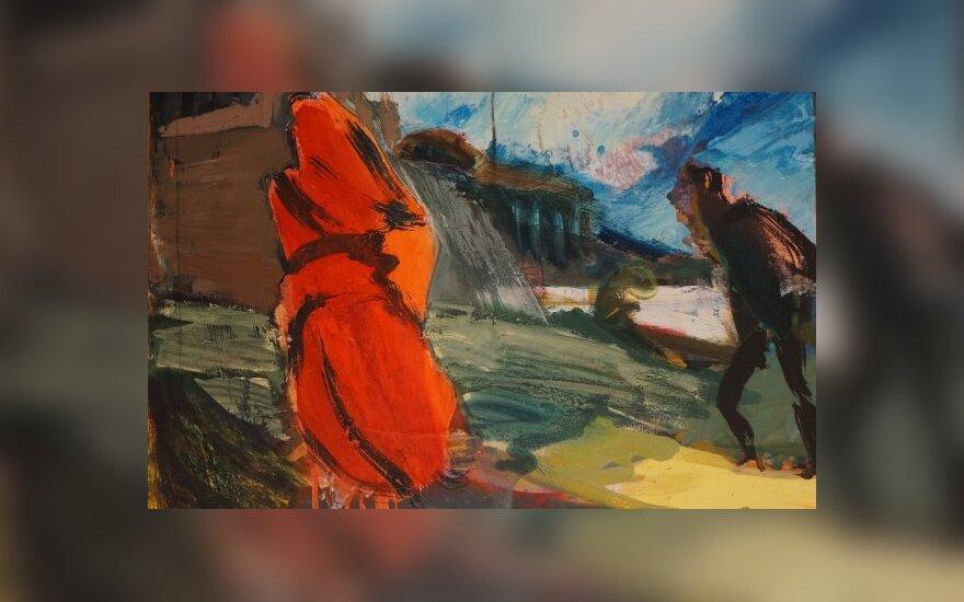 Vilniaus rotušėje dvylika menininkų eksponuos savo darbus