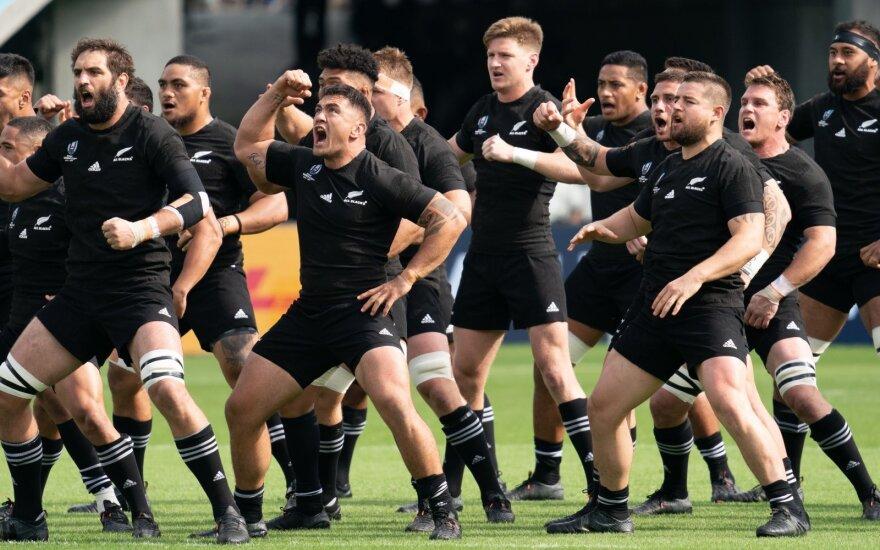 Naujosios Zelandijos regbio rinktinė