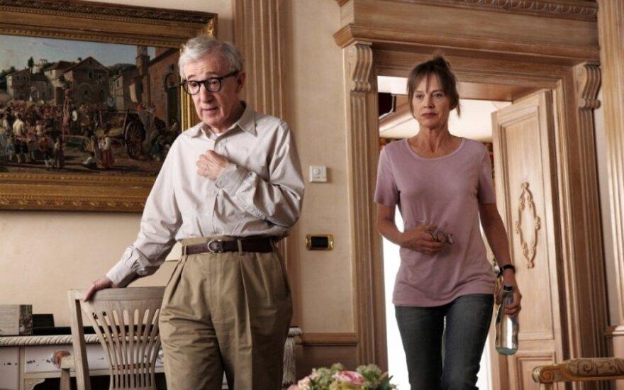 """Woody Allenas filme """"Į Romą su meile"""""""