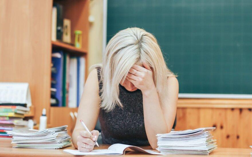 Jauna anglų kalbos mokytoja: darbo Lietuvoje neradau 8 mėnesius, niekam manęs nereikėjo