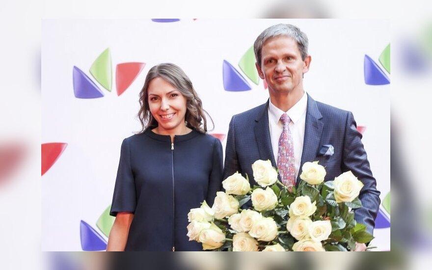 Nerijus ir Kaetana Numavičiai