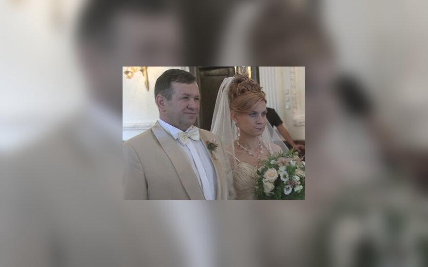 K. Pūko vestuvės