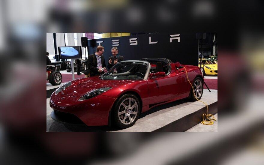 Sportinių elektromobilių eros aušra