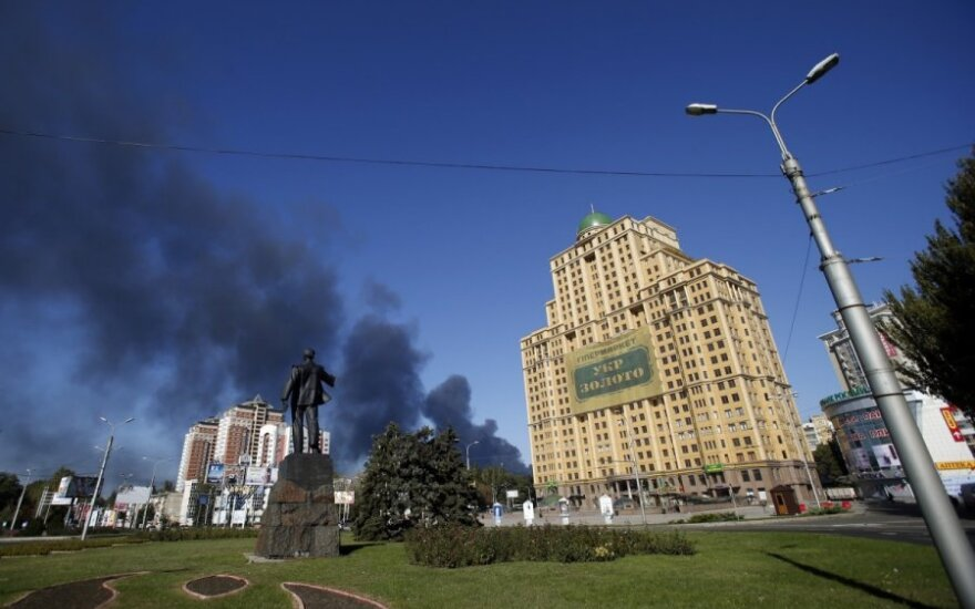 Pirmalaikiai rinkimai: ar Ukraina pasiruošusi
