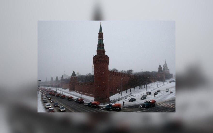 Optimizmo pliūpsnis į Rusijos rinką