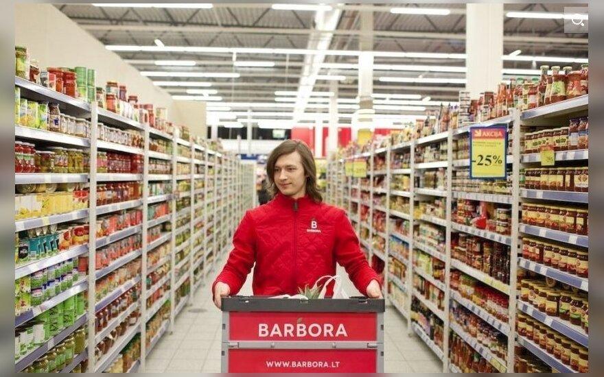 """Pirmieji """"Barboros"""" maistomatai – gruodžio mėnesį"""