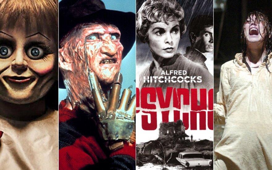 Siaubo filmai, paremti tikromis istorijomis