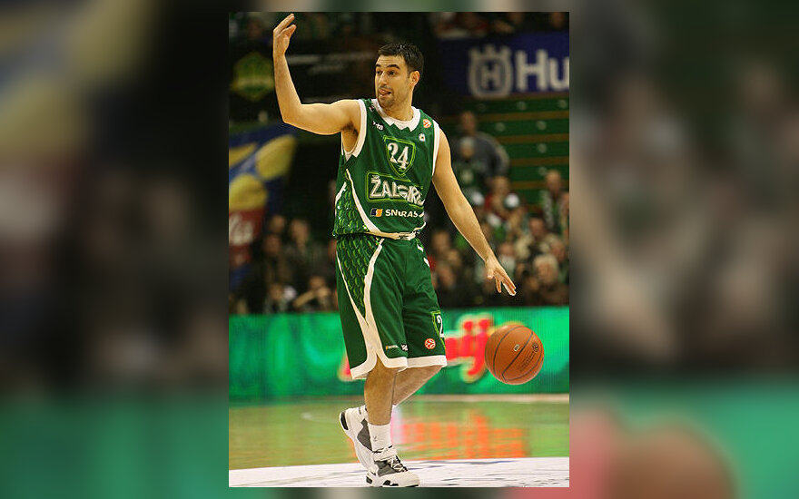 """Marko Popovičius (""""Žalgiris"""")"""