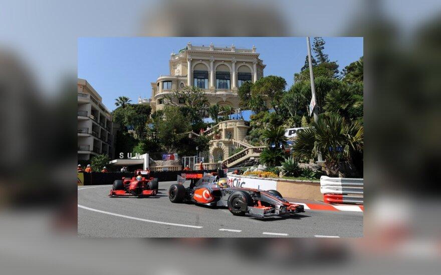"""McLaren"" tikslas – įveikti ""Ferrari"""