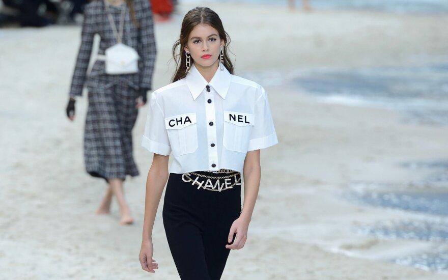 Kaia Gerber, Chanel
