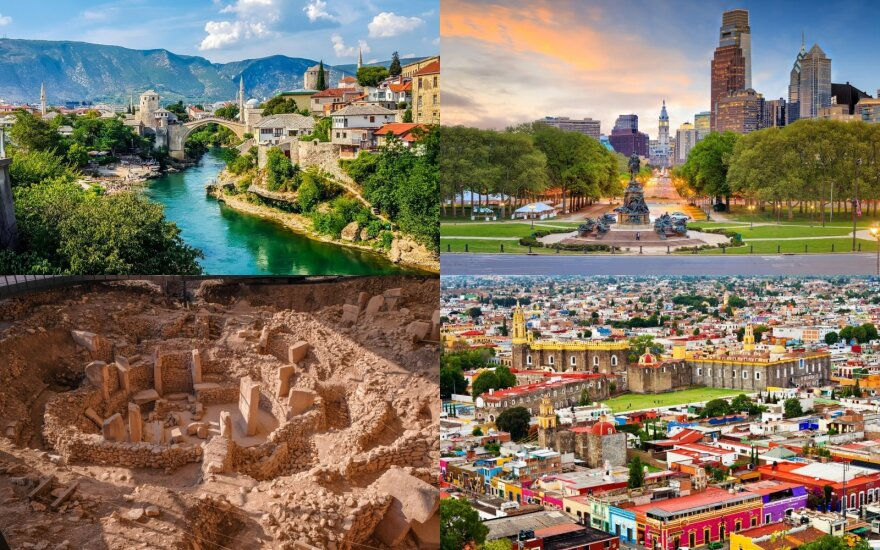 Ekspertai sudarė įdomiausių kelionių krypčių sąrašą: gražiausi miestai ir kultūros lobynai