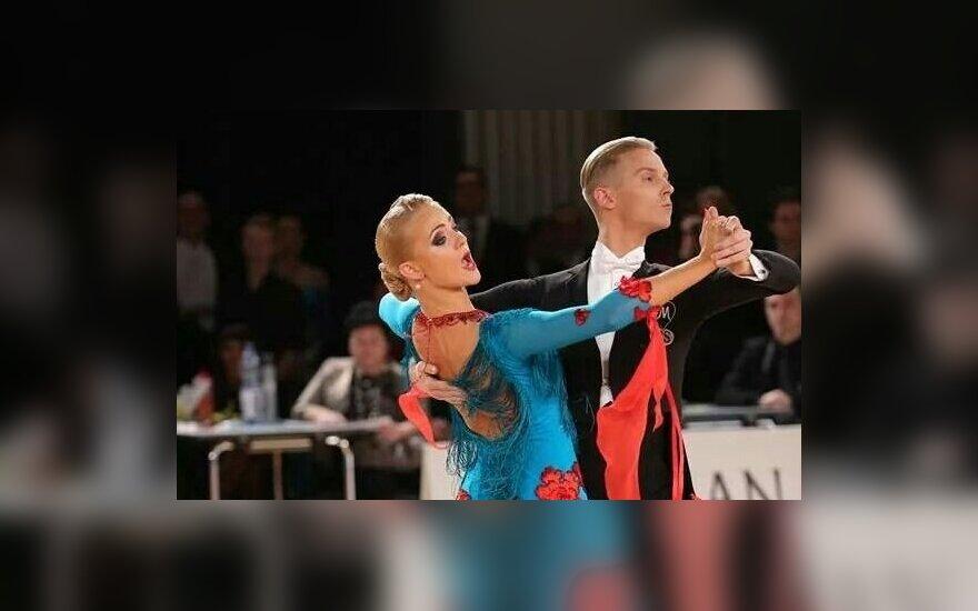 E. Sodeika ir I. Žukauskaitė