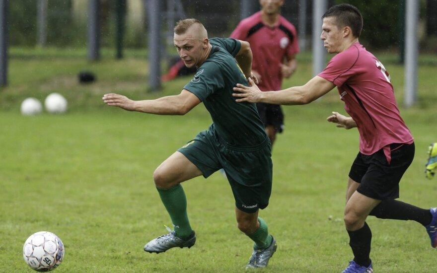 Ketvirtasis Lietuvos mažojo futbolo čempionato etapas