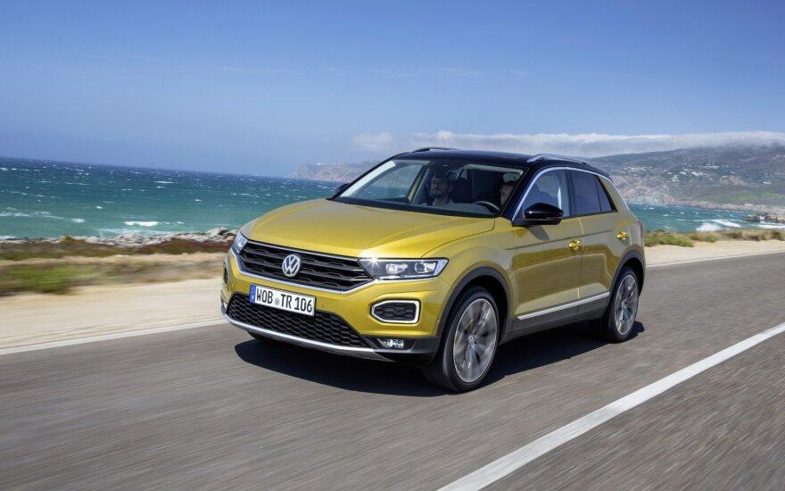 """""""Volkswagen"""" ketina skirti 10 mlrd. eurų elektromobilių gamybai"""