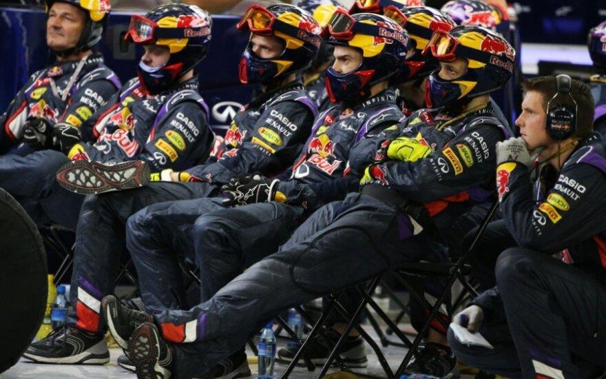 """Red Bull"" komanda"