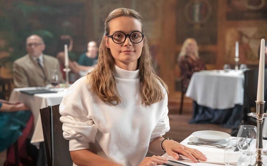 """""""Tobulas pasimatymas"""" aktorė Jurgita Jurkutė-Širvaitė"""