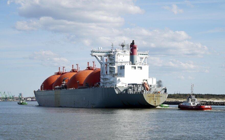 Lithuania to open gas supply to Latvia and Estonia
