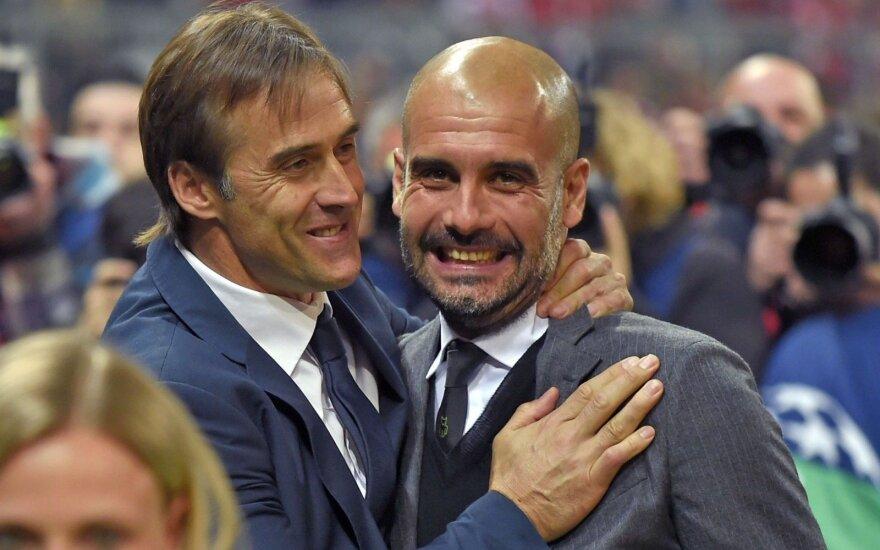 Ispanijos rinktinę į pergalių kelią bandys grąžinti naujas treneris