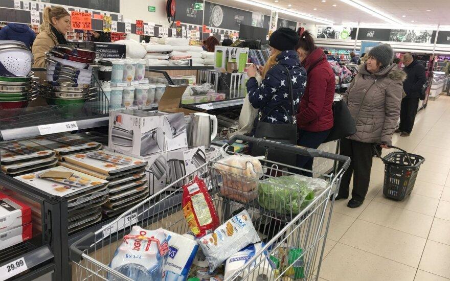 Lietuviai išsakė savo nuomonę apie lenkiškus produktus