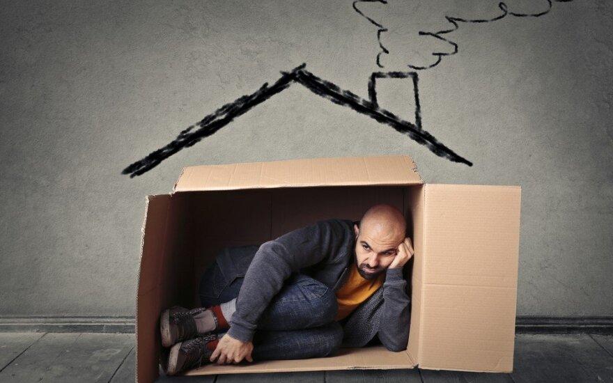 Perkančiuosius būstą gali apgauti klaidinanti reklama