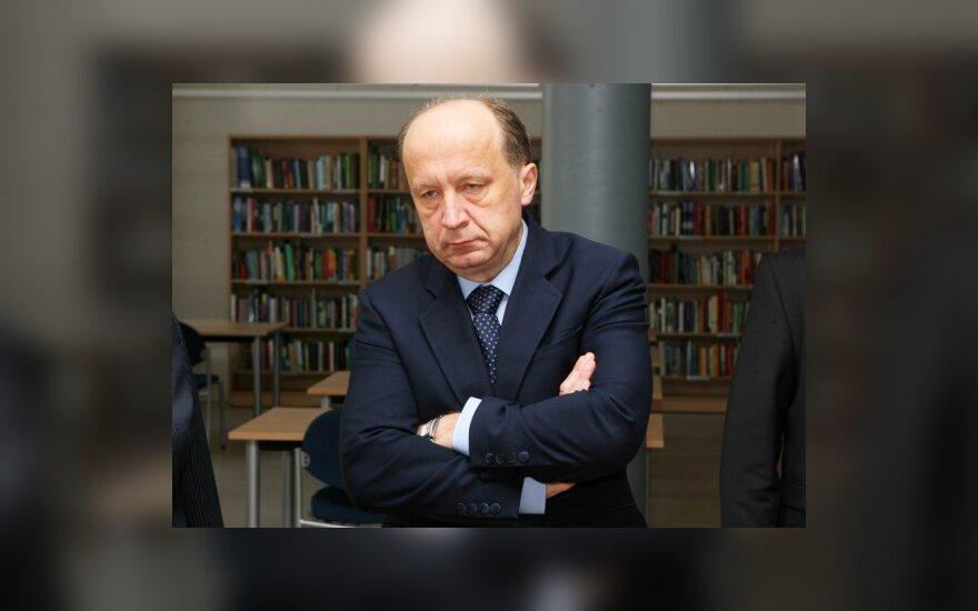 """A.Kubilius: """"tvarkiečiai"""" į koaliciją šiuo metu nekviečiami"""