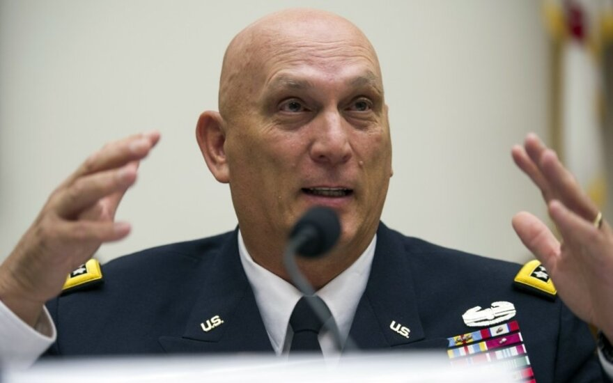 General Raymond T. Odierno