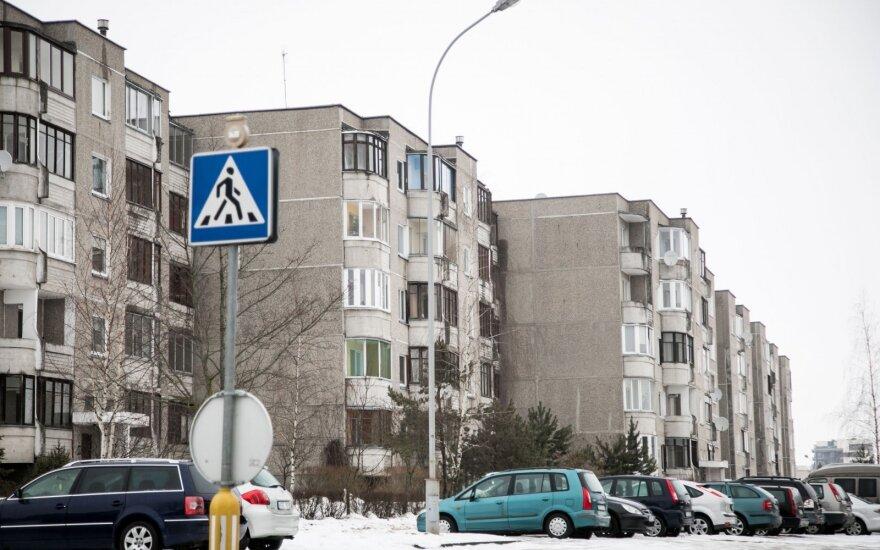 Išaugo būsto paskolų skaičius: pirkėjai vėl atsigręžė į butus