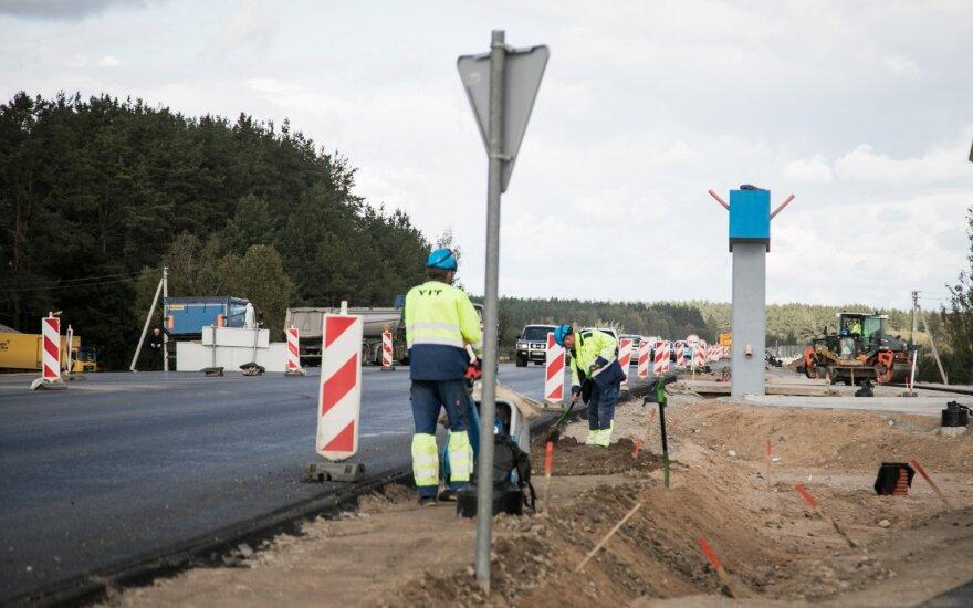 Kelių direkcija: skelbiami pirkimai vykdyti darbus valstybinės reikšmės keliuose 2022 metais