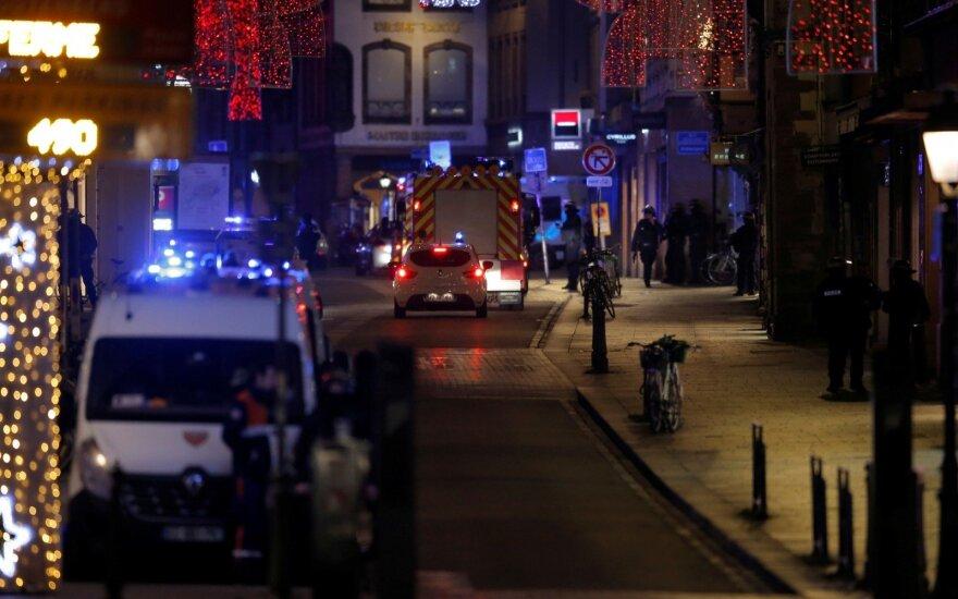 Šaltiniai policijoje: Strasbūro šaulys nukautas