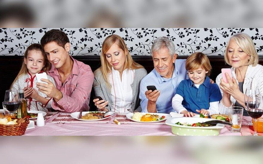 Šeimyninis mobilusis ryšys