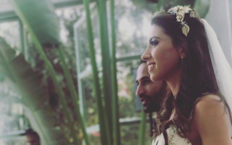 Ingos Meladzės vestuvės