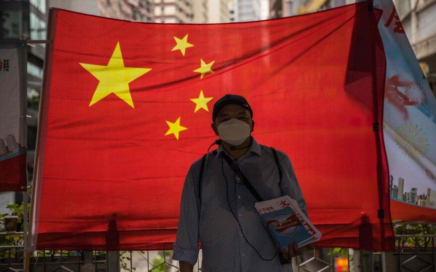 Kinija nurodė JAV žiniasklaidos priemonėms pateikti informaciją apie darbuotojus, finansus
