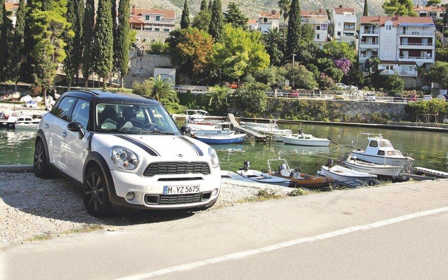 "Mažasis ""Mini"" netoli Splito, Kroatijoje"