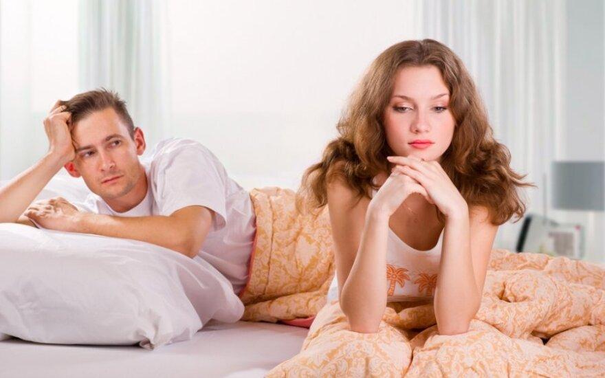 Ar moteris gali turėti paslapčių nuo savo vyro?