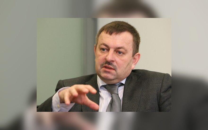 Seimas nesikiš į Vilniaus savivaldybės reikalus