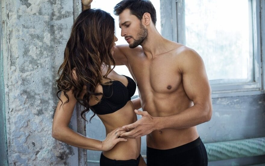7 mitai apie seksą