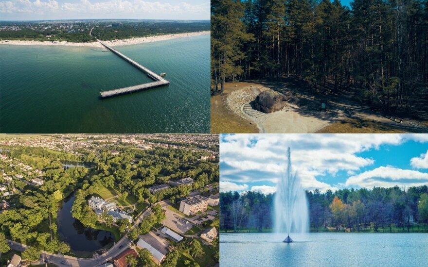 Lietuvos turizmo miestai