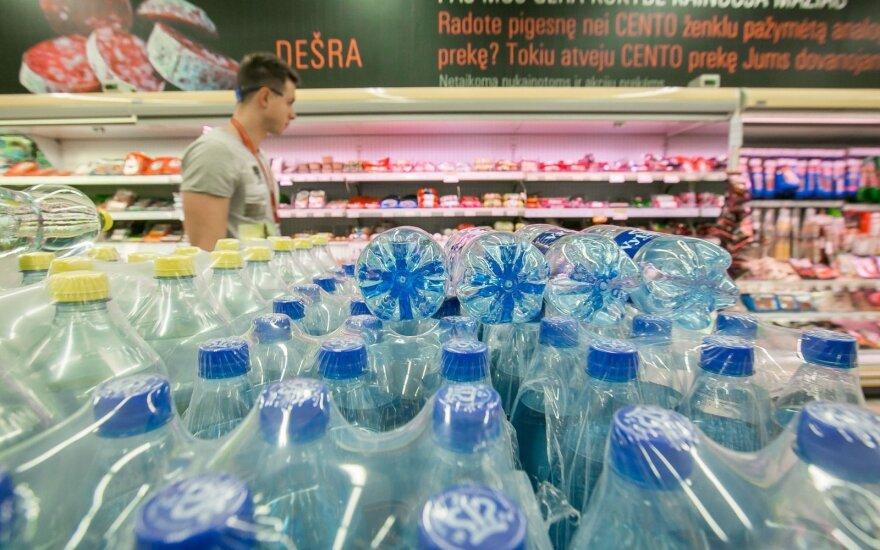 Gamintojai įspėja, kad brangs gėrimai
