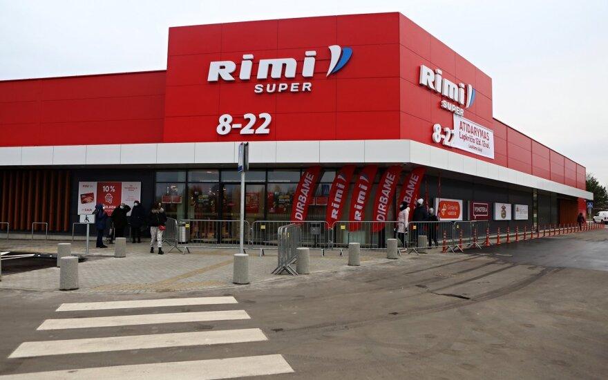 """""""Rimi"""" pradeda prekybą nepakuotomis švaros ir higienos prekėmis"""