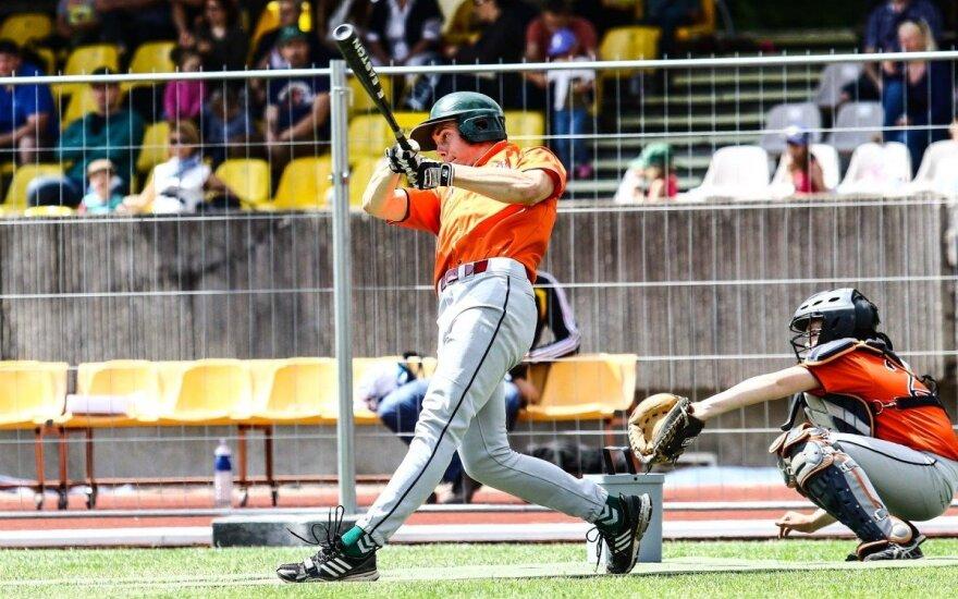 Parodomosios beisbolo varžybos