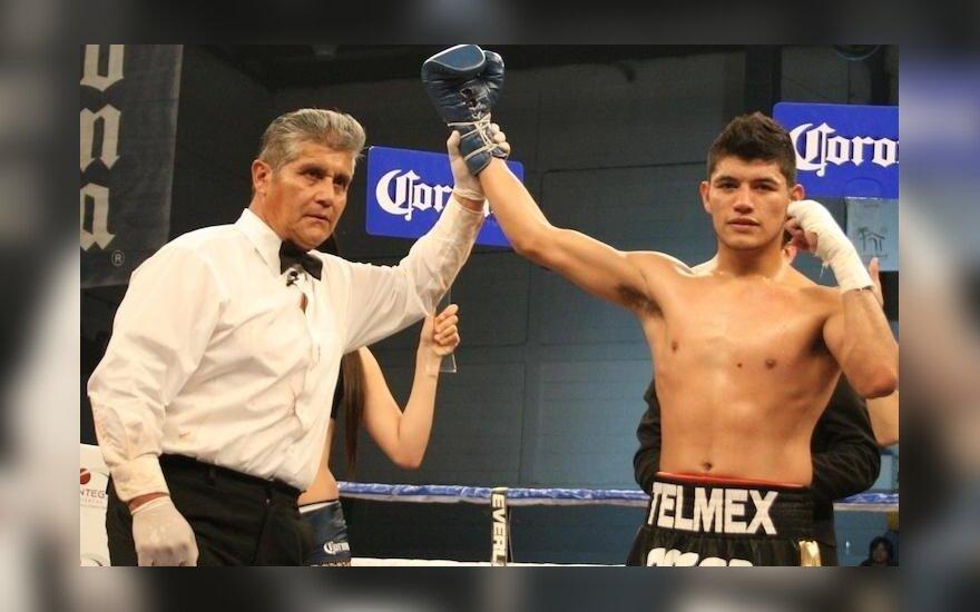 Oscaras Gonzalezas (myboxingfans.com nuotr.)