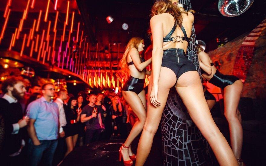 "Vakarėlis ""Mojo Lounge Vilnius"""