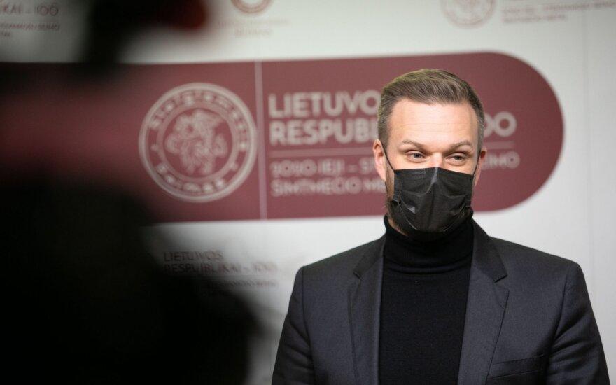 Landsbergis nominated for Foreign minister
