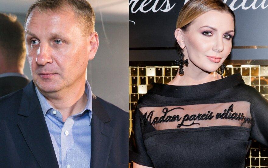 Andrius Šedžius, Monika Kvietkutė