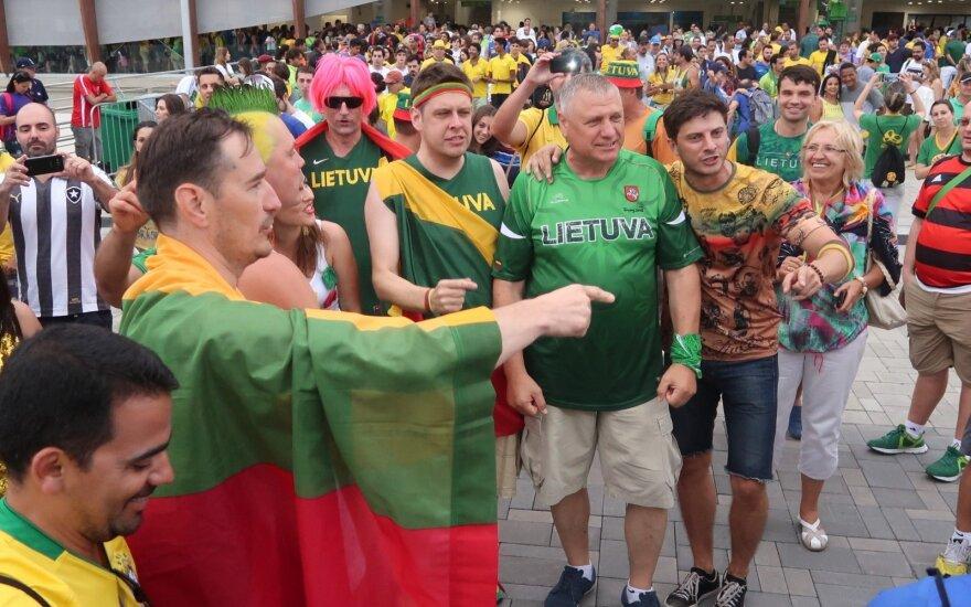 Su sirgaliais Rio pergalę šventė ir J. Mačiulio šeima