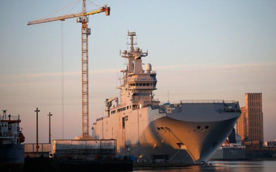 Grėsmingi perspėjimai: padėtis Baltijos jūroje gali pasikeisti per kelias dienas