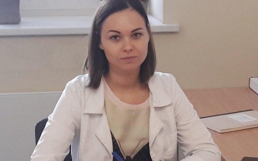 Indrė Vitkauskaitė